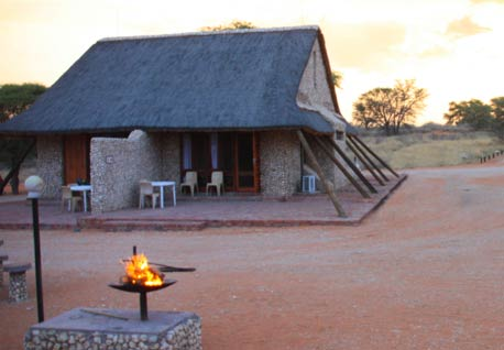 Overland tours – Private Game Lodges
