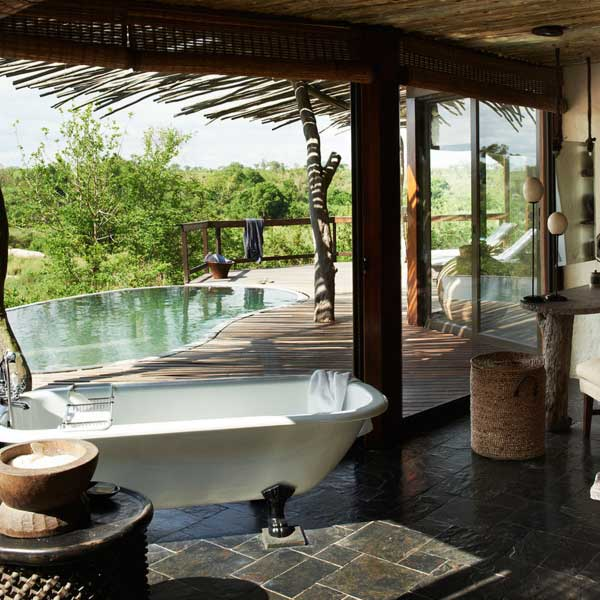 Singita Boulders & Ebony Lodges, Sabi Sand Private Game Reserve